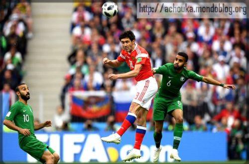 Article : La Coupe du monde 2018 a commencé