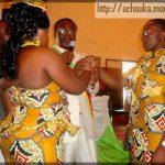 J'ai assisté à un mariage collectif à Bafoussam