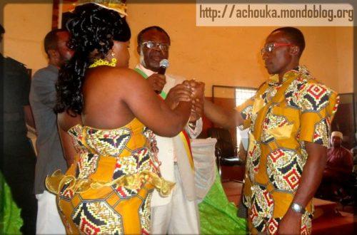 Article : J'ai assisté à un mariage collectif à Bafoussam
