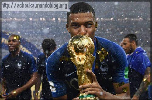 Article : À part ça, l'Équipe de France a remporté la Coupe du monde…