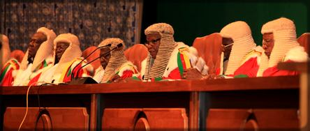 le Conseil constitutionnel du Cameroun