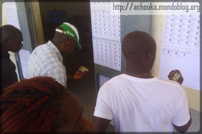 électeurs camerounais