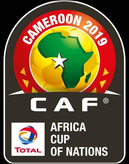 ancien logo Coupe d'Afrique 2019