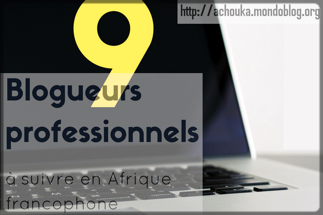 infographie blogueurs africains francophones