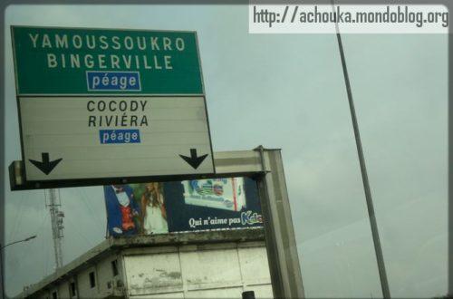 Article : J'ai comparé la Côte d'Ivoire avec les camerounaiseries
