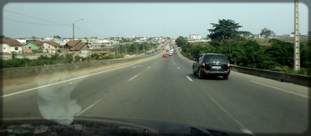 route de Côte-d'Ivoire