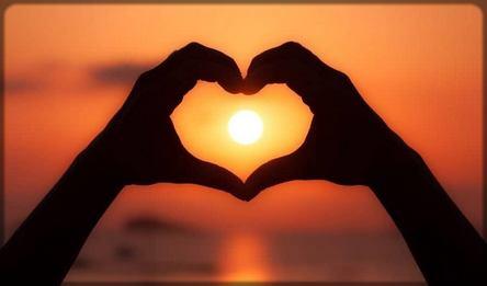 aimer avec le cœur