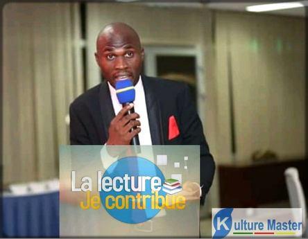 Le blogueur camerounais Junior Haussin