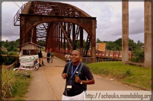 Article : Revoir le pont de la Sanaga et mourir…
