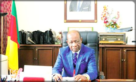 Martin Mbarga Nguélé
