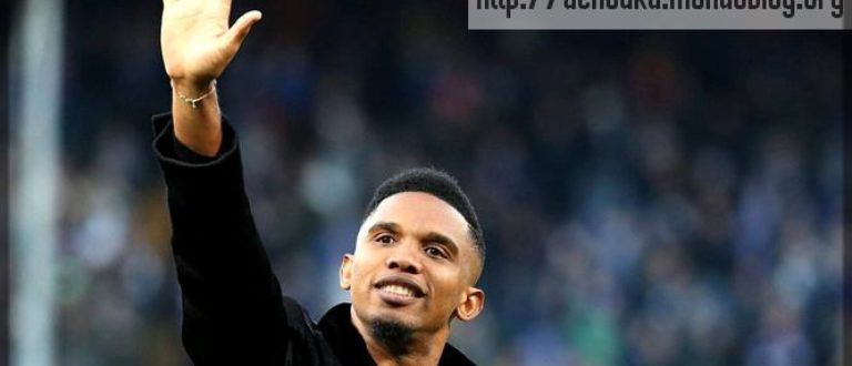 Article : Samuel Eto'o, l'enfant terrible !