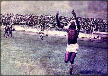 Samuel Eto'o au championnat camerounais