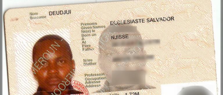 Article : [VIDÉO] Comment obtenir la carte d'identité au Cameroun ?