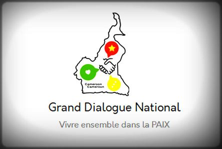 logo du Grand dialogue national