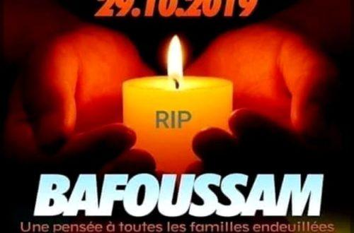 Article : La tragédie de Bafoussam