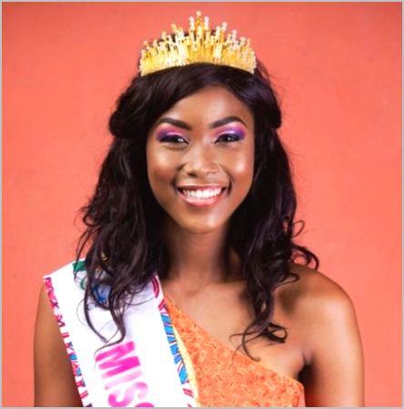 Audrey Monkam, miss Cameroun 2019