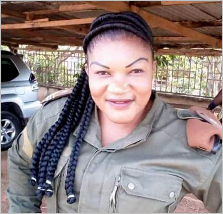 Florence Ayafor a été assassinée en 2019