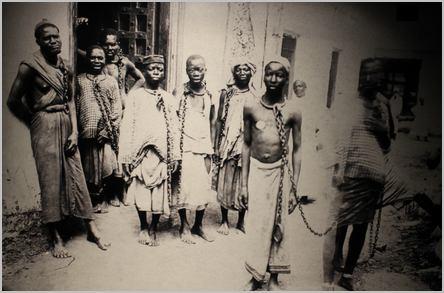 marché des esclaves  Zanzibar