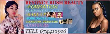 Beyonce Rush Beauty