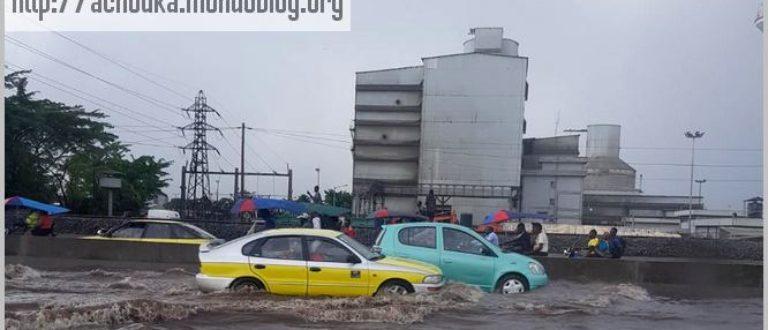 Article : Il y a eu inondation à Douala