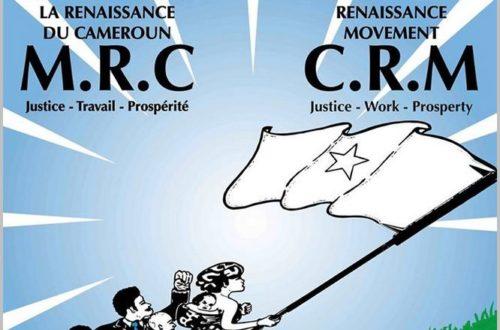 Article : Le profil psychologique des militants du MRC