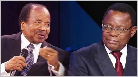 Paul Biya contre Maurice Kamto