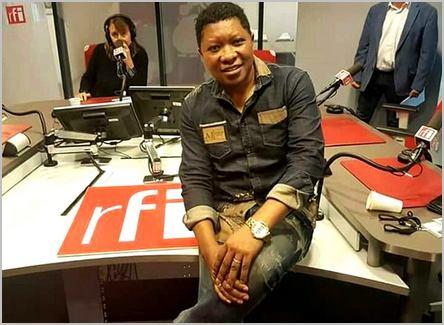 J. Rémy Ngono à RFI